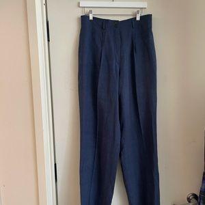 Paul Stuart Linen Pants